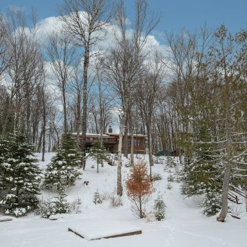 Oxbow Lake Home - 11016 Cth B Presque Isle  17