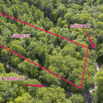 2+ Acres on Lost Canoe Trail in Boulder Junction 17