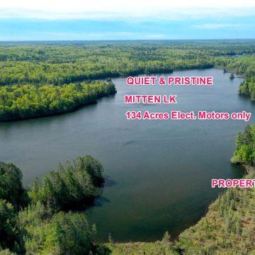 7+ Acres off Hanser Lane in Lac du Flambeau 1