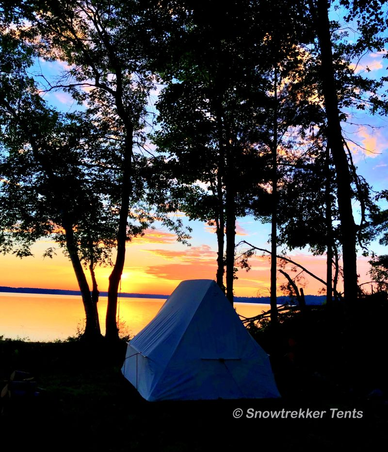 Canadian Shield (a warm weather tent) 1