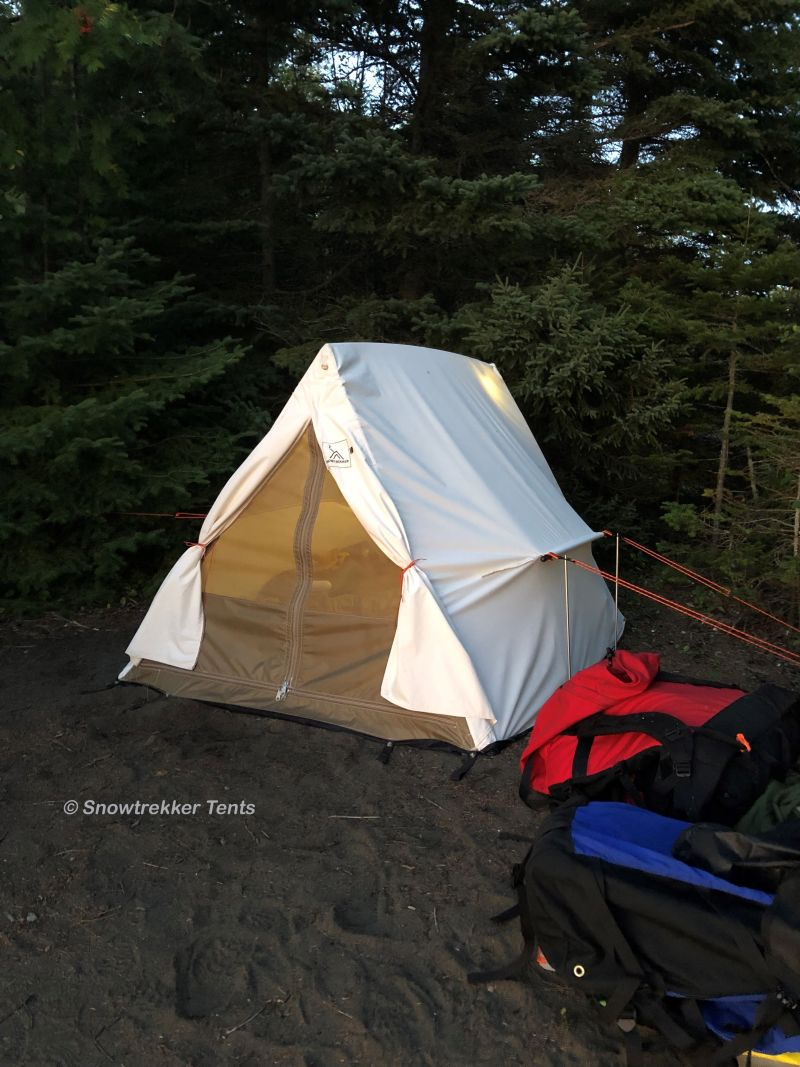 Canadian Shield (a warm weather tent) 2