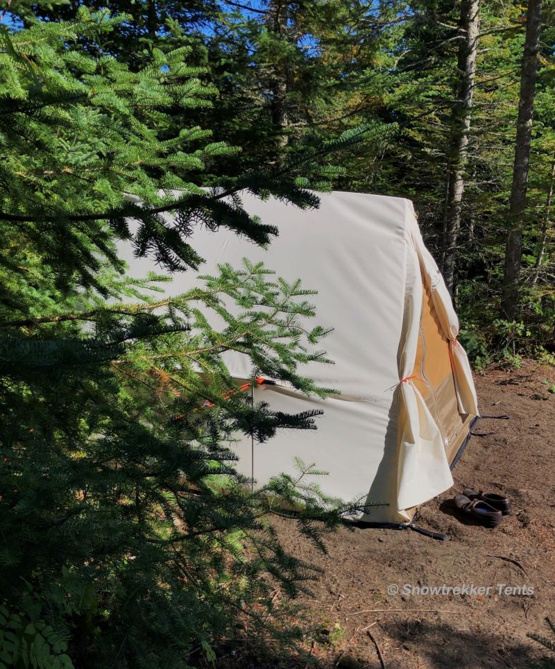 Canadian Shield (a warm weather tent) 4