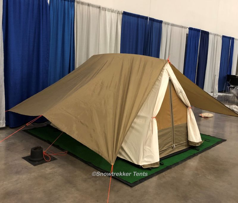 Canadian Shield (a warm weather tent) 6