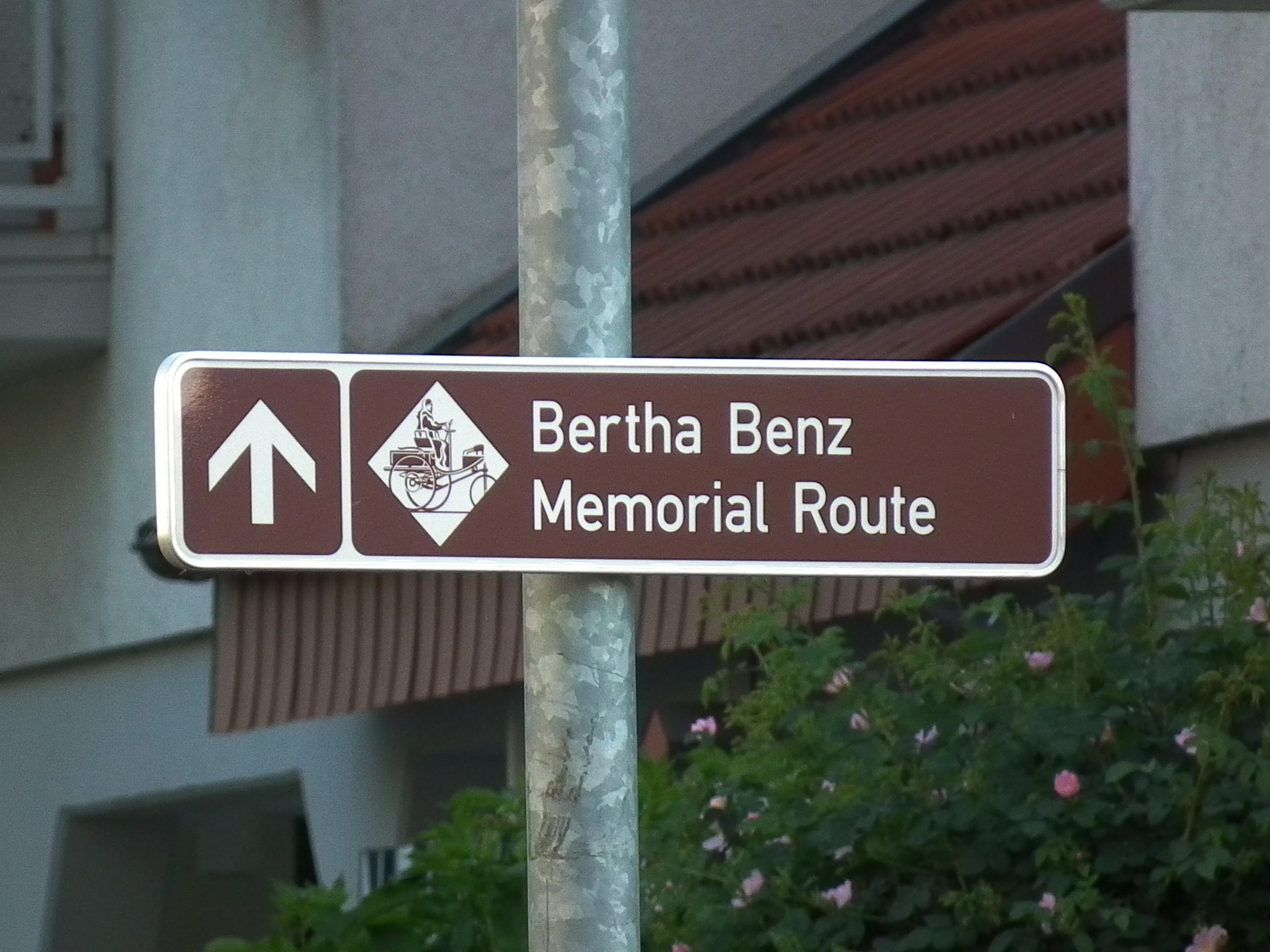 bertha benz la primera mujer mecanica