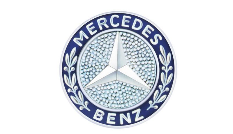 logotipo mercedes-benz 1926