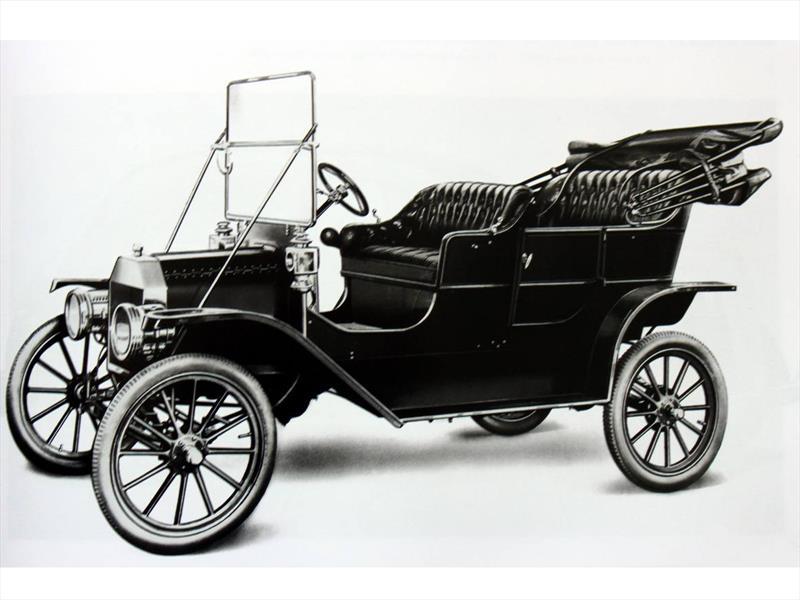 ford modelo t  origen coches electricos