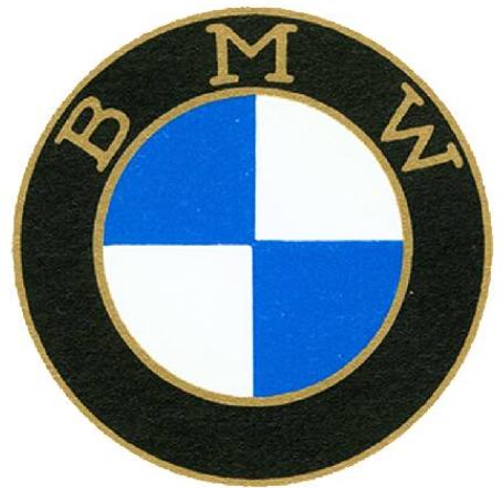 logo bmw 1917