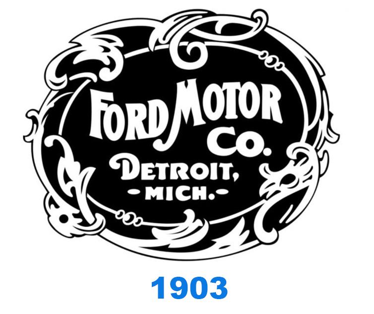 Significado e historia del logo de Ford