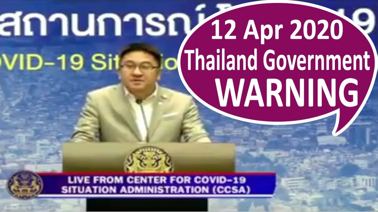 Thailand Coronavirus: Warning From Thailand Government on Curfew | People Stuck in Closed Hotels