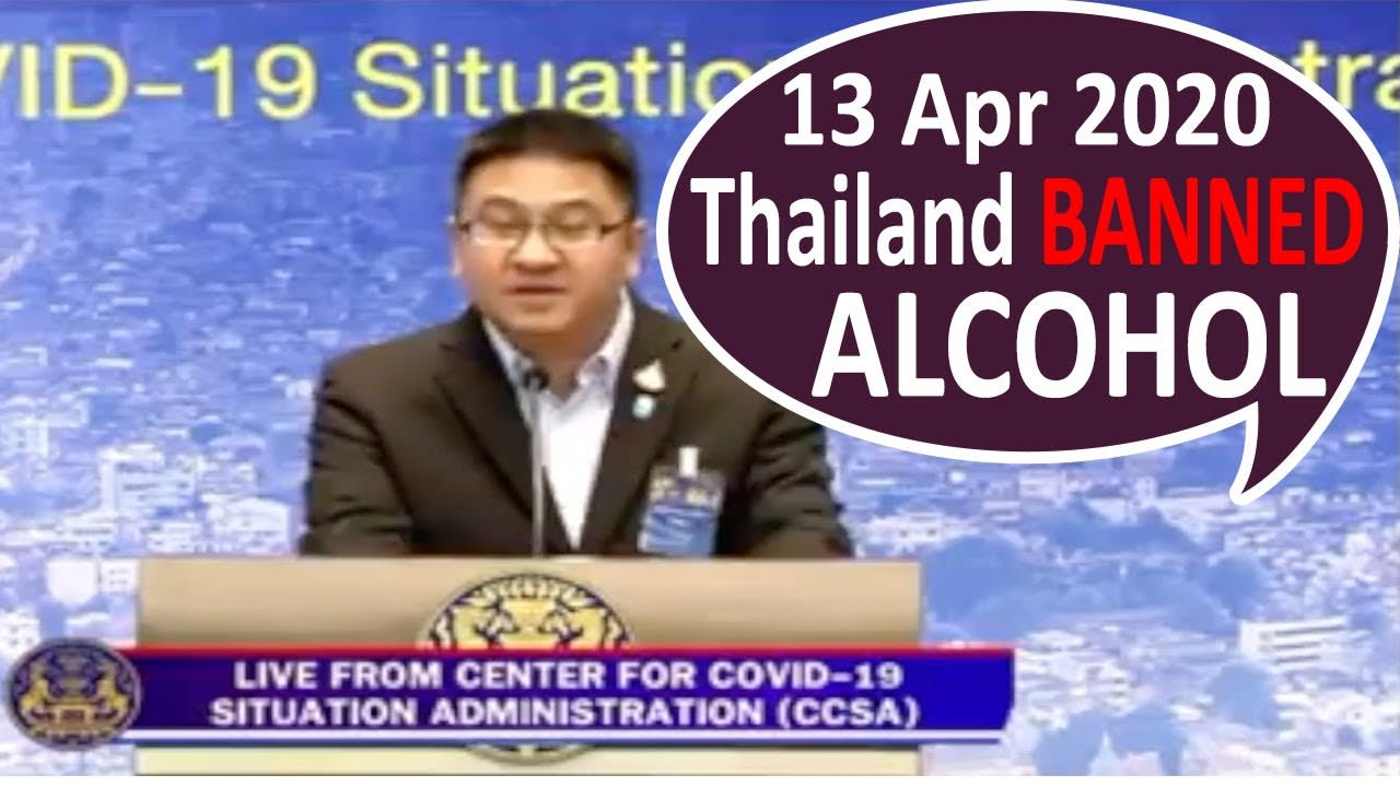 Thailand: Alcohol Beverages Banned by Thailand Government | Hotels are Closed in Thailand | Pattaya