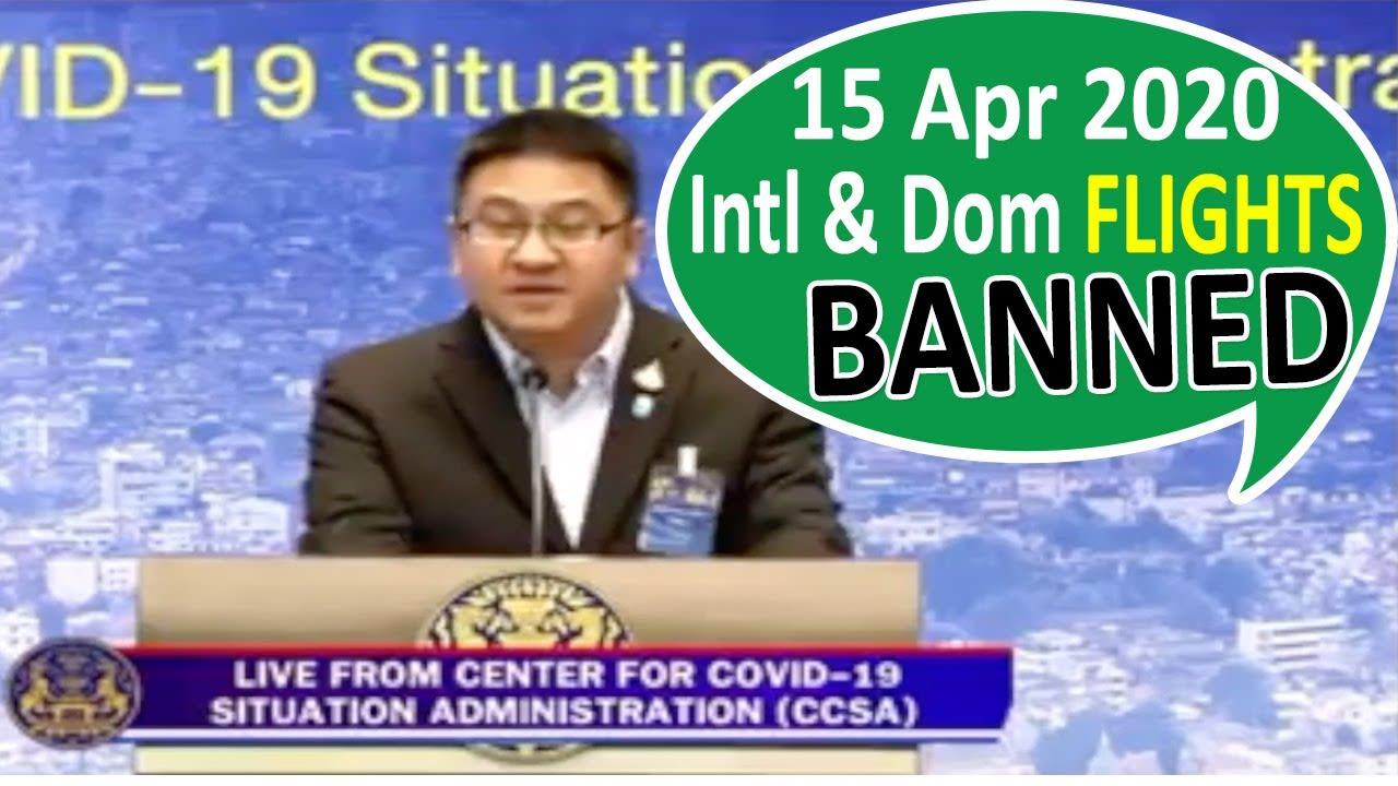 Thailand Flights: Banned International & Domestic Flights Landings Thailand | Suvarnabhumi | DMK