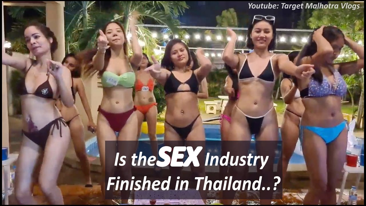 Pattaya Thailand: Is the SEX Industry Finished in Thailand | Bar Girls | Clubs & Massage Parlours
