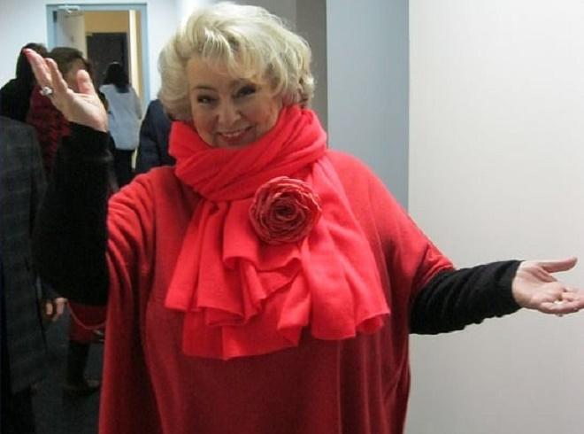 Татьяна Тарасова объяснила свой отказ прощать Башарова