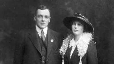 Scotty and his wife, Elsie