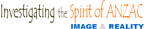 investigating the spirit of anzac