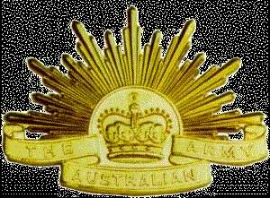 Rising Sun badge
