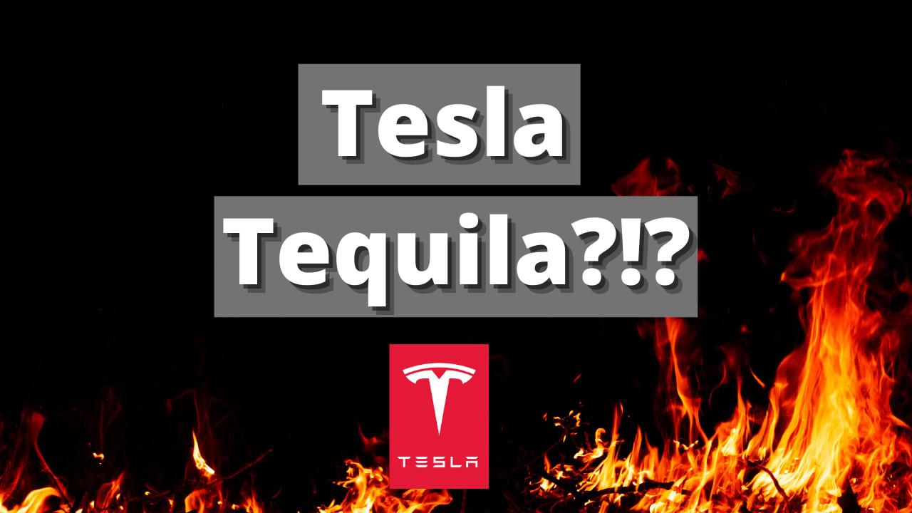 How does Tesla Tequila impact Tesla stock's Halalness?