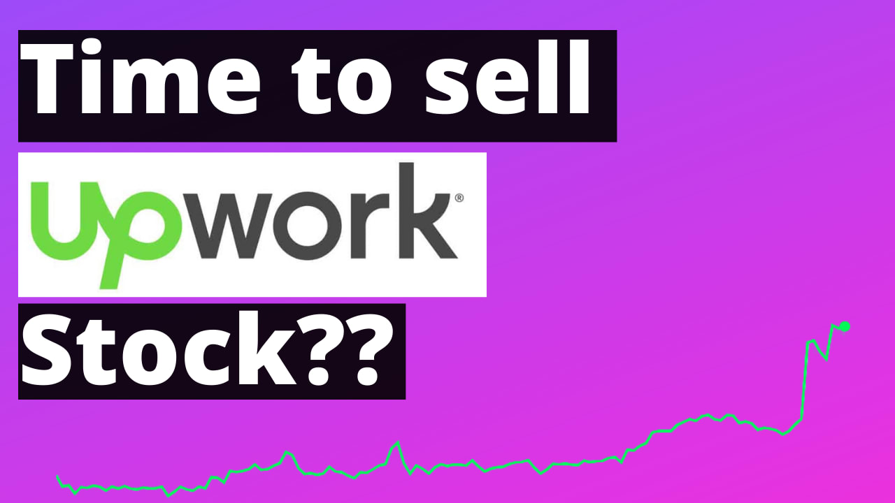 Upwork: Is it time to sell?