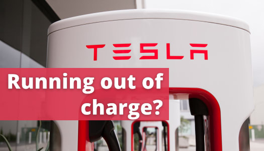 Is Tesla Running Out Of Charge?