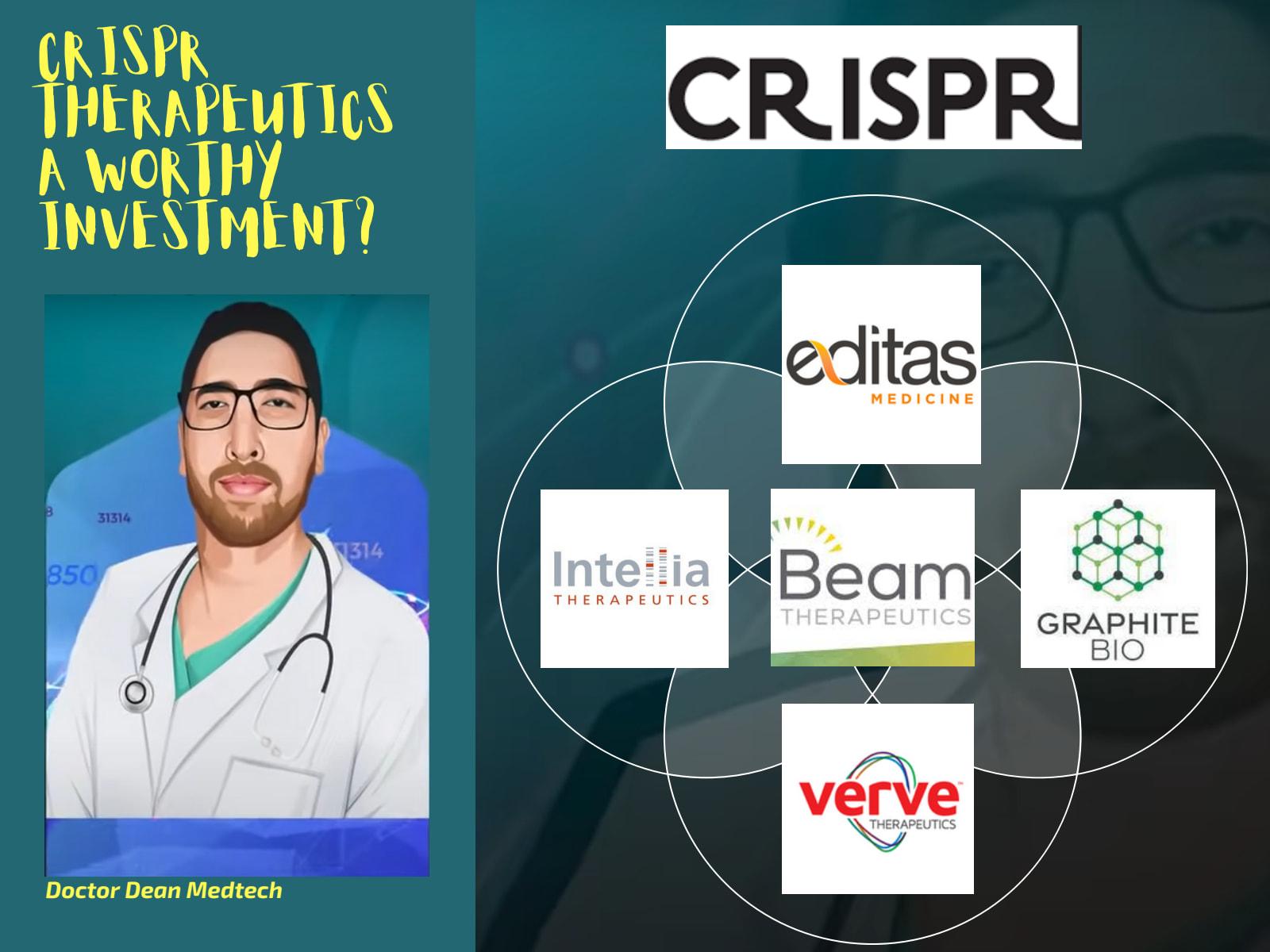 CRISPR Therapeutics a worthy investment?