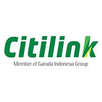 Citilink Airlines Booking Ticket
