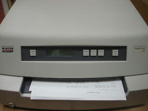 Wincor Nixdorf Printer Phone Number