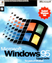 Windows 95 Phone Number