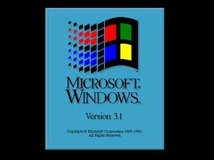 Windows 3.1x Phone Number