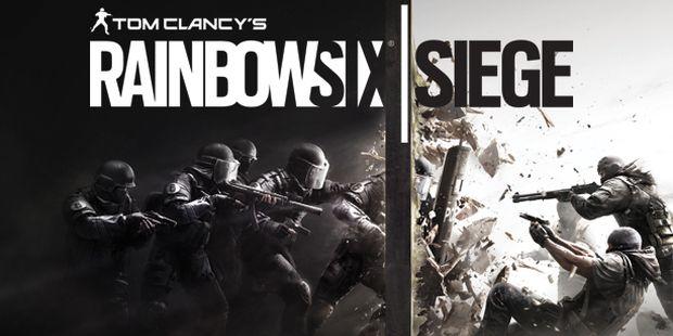 Tom Clancy's Rainbow Six Siege Video Game