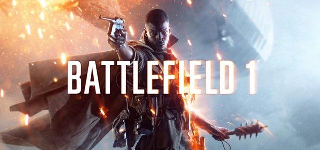 Battlefield 1 Video Game