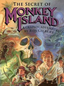 The Secret of Monkey Island Video Game