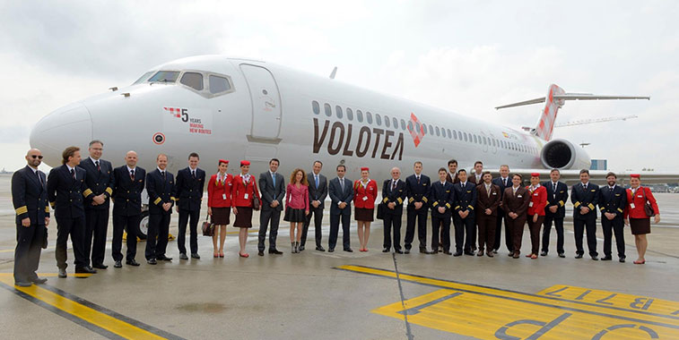 Volotea Airlines Reservation