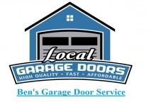 Ben's Garage Door Services Phone Number