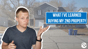 text reads: what i've learned buying my second property