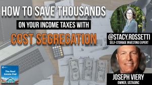 youtube thumbnail with text that reads: how to increase your cash flow with cost segregation
