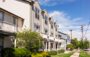 colorado landlord tenant laws picture of colorado apartments next to sidewalk
