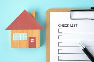 House object and landlord inspection checklist