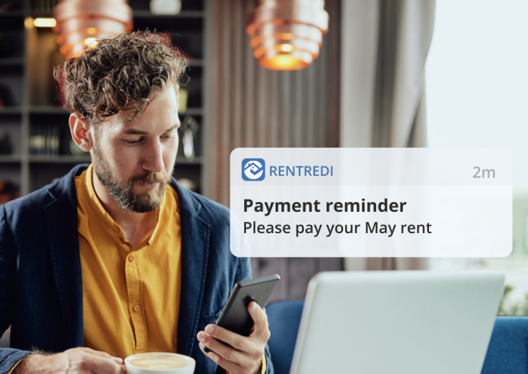 rentredi tenant mobile payment