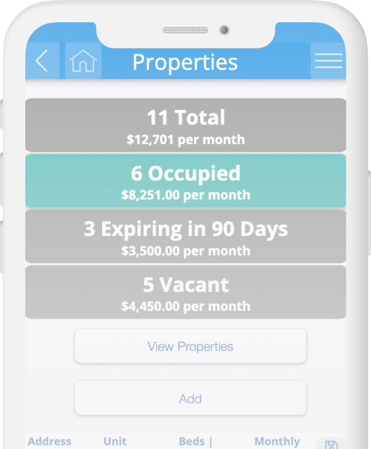 rentredi unlimited listings and leases