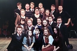 Spring Awakening - Winnipeg Studio Theatre (preview)