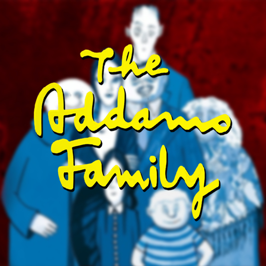 The Addams Family | MainStage Programming for Rent