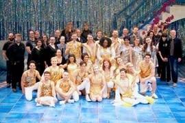 Mamma Mia! - Citadel Theatre (preview)