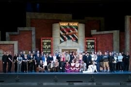The Producers - Rainbow Stage (preview)