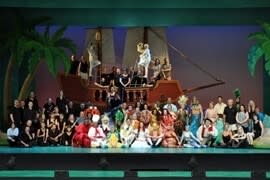 The Little Mermaid - Rainbow Stage (preview)
