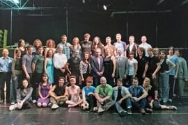 Boys In The Photograph - Mirvish Productions (preview)
