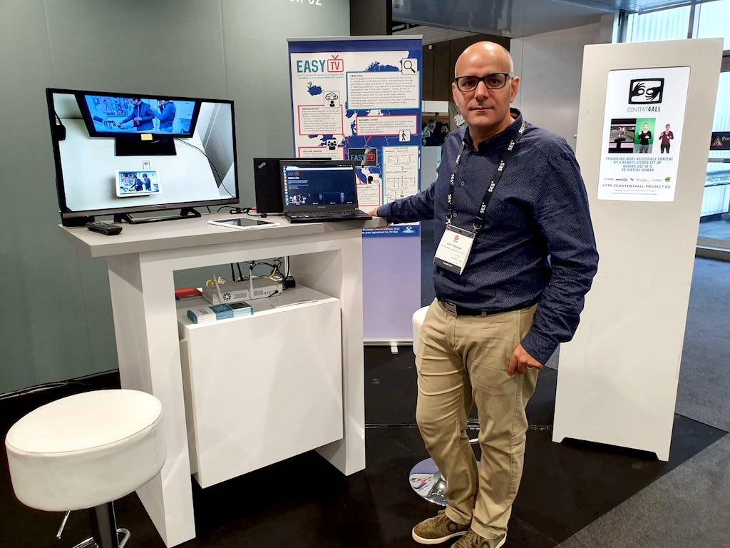 CCMA at IBC 2019