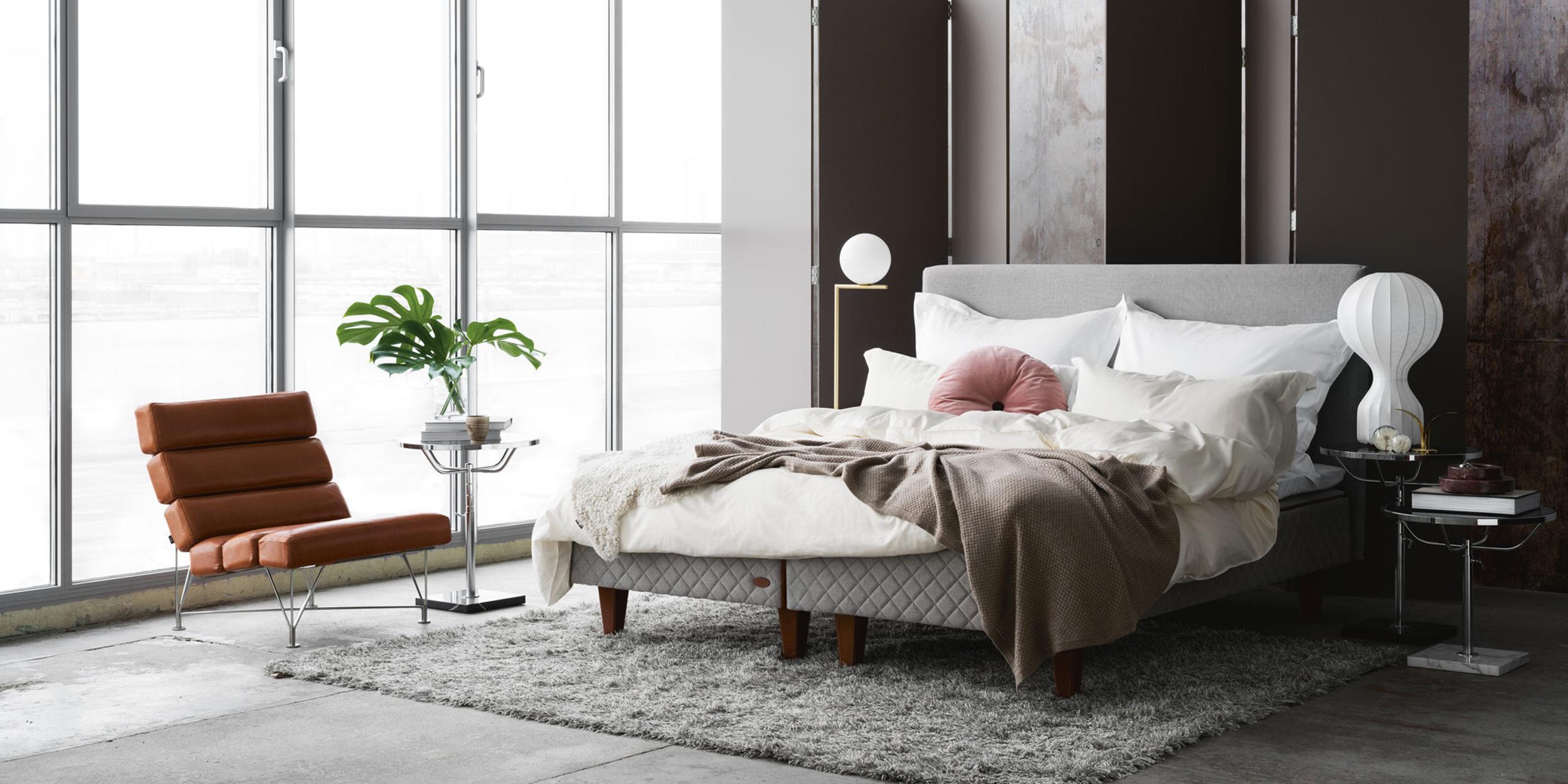 Nytt Duxiana - Spesialbutikk for DUX senger, madrasser og møbler. WO-23
