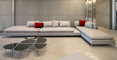 DUX sofa Alicia
