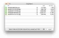 ImageOptim software