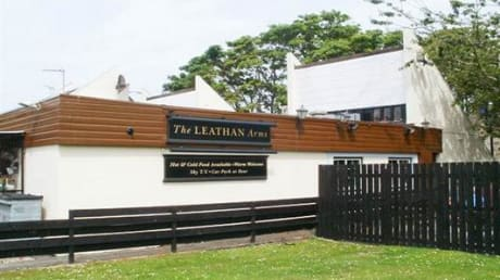 Leathan Arms Cookston Road Aberdeen  AB12 4PT